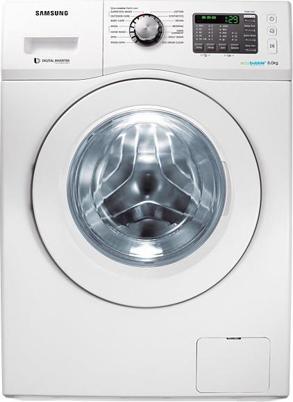 SAMSUNG WF600U0BHWQ 6KG Fully Automatic Front Load Washing Machine
