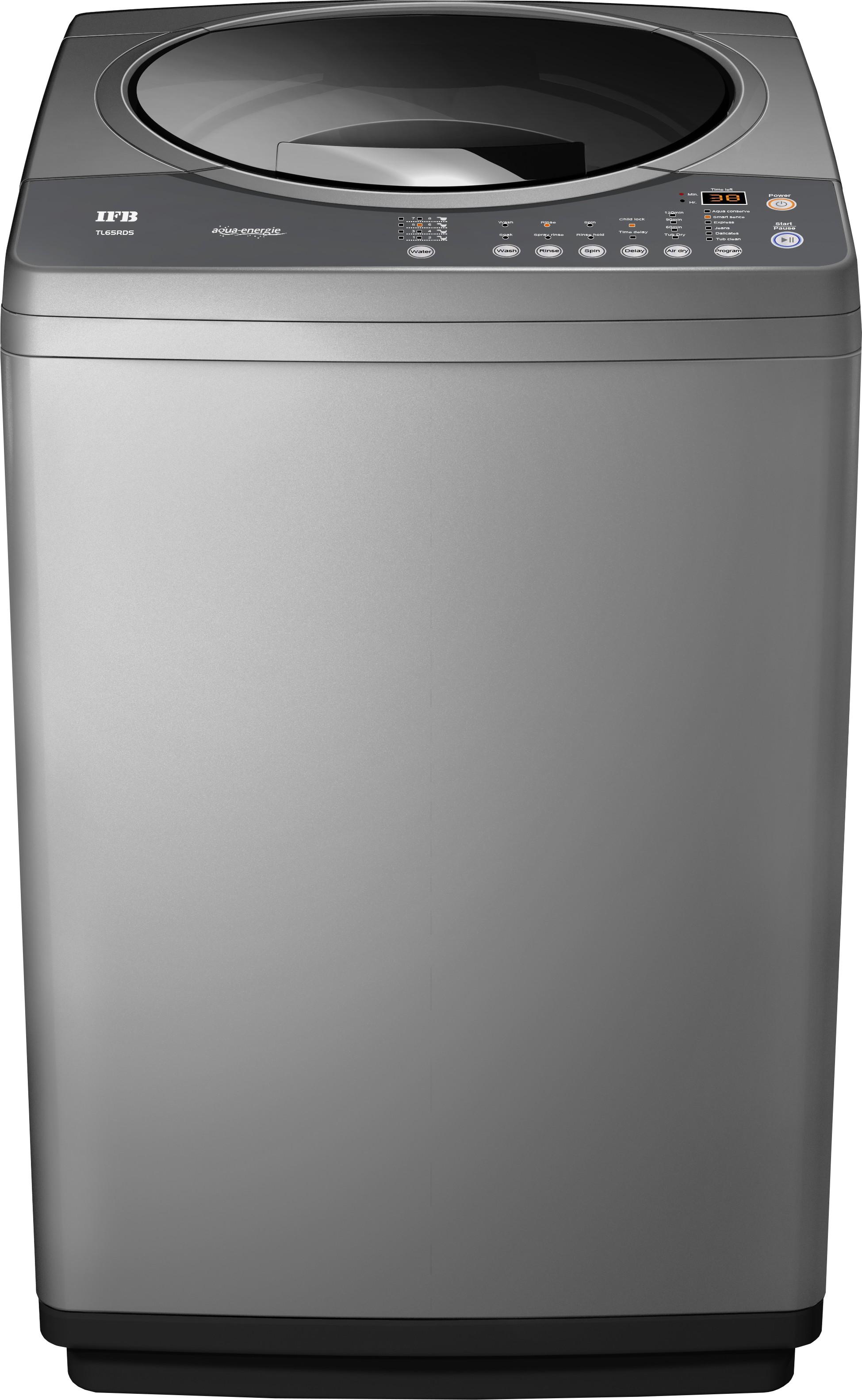 IFB TL 65RDS AQUA 6.5KG Fully Automatic Top Load Washing Machine