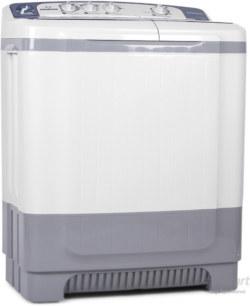 SAMSUNG WT1007AG 8KG Semi Automatic Top Load Washing Machine