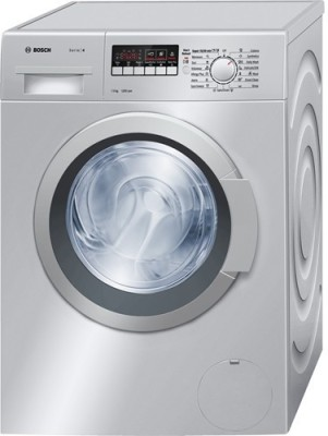 Bosch 7 kg Fully Automatic Front Load Washing Machine Silver (24268in)