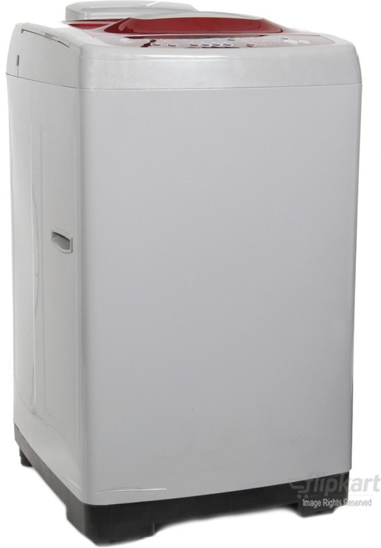 Samsung WA65H3H5QRP and TL Fully-automatic Top-loading Washing Machine (6.5 Kg, Silver Body and Wine Top): Amazon.in: Home & Kitchen