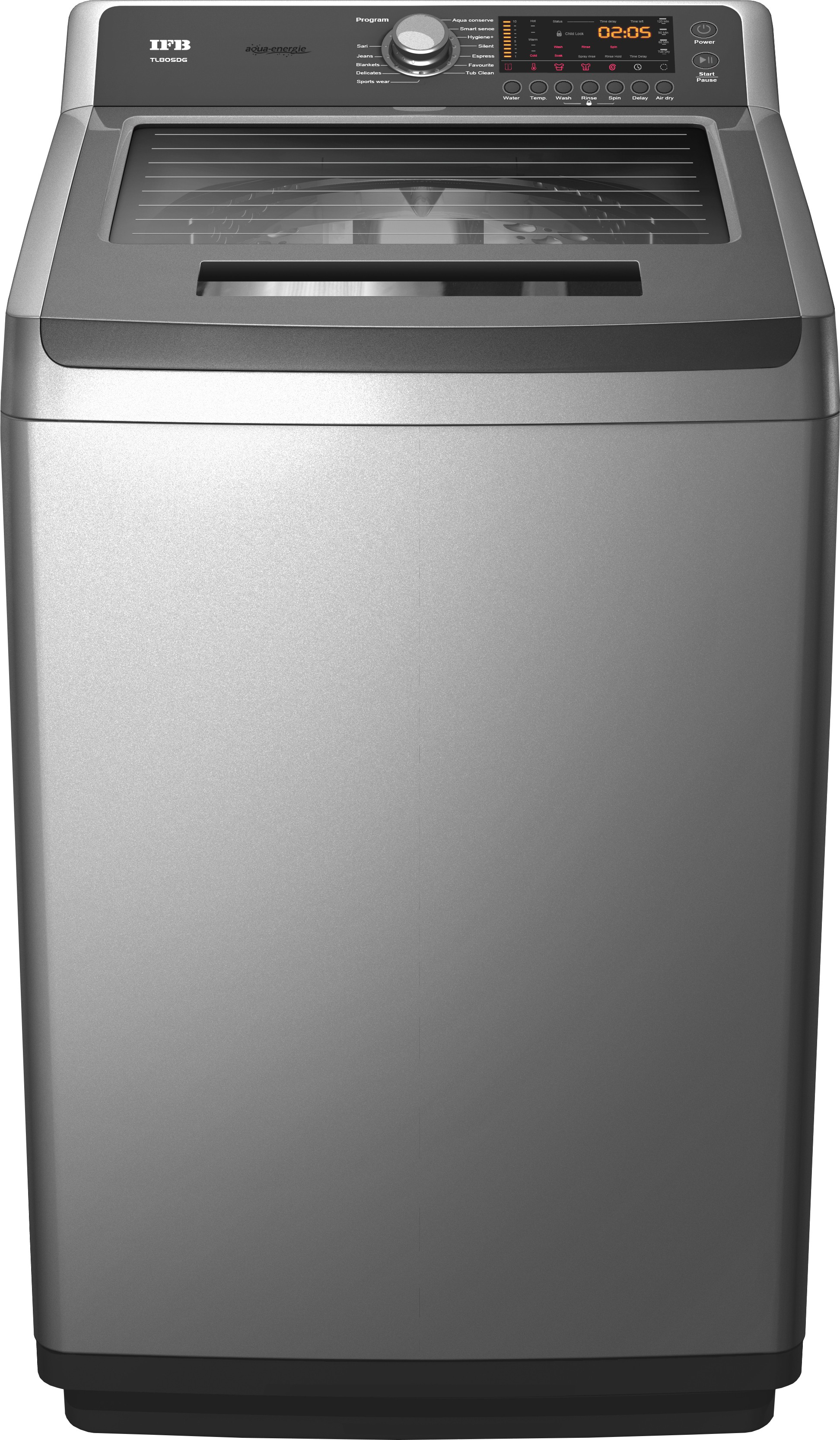 IFB TL 80SDG AQUA 8.0KG Fully Automatic Top Load Washing Machine
