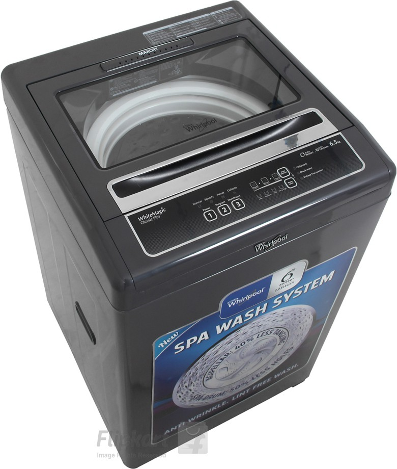 WHIRLPOOL CLASSIC PLUS 651S 6.5KG Fully Automatic Top Load Washing Machine