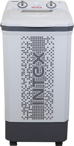 INTEX WM75ST 7.5kg Semi Automatic Top Load Washing Machine