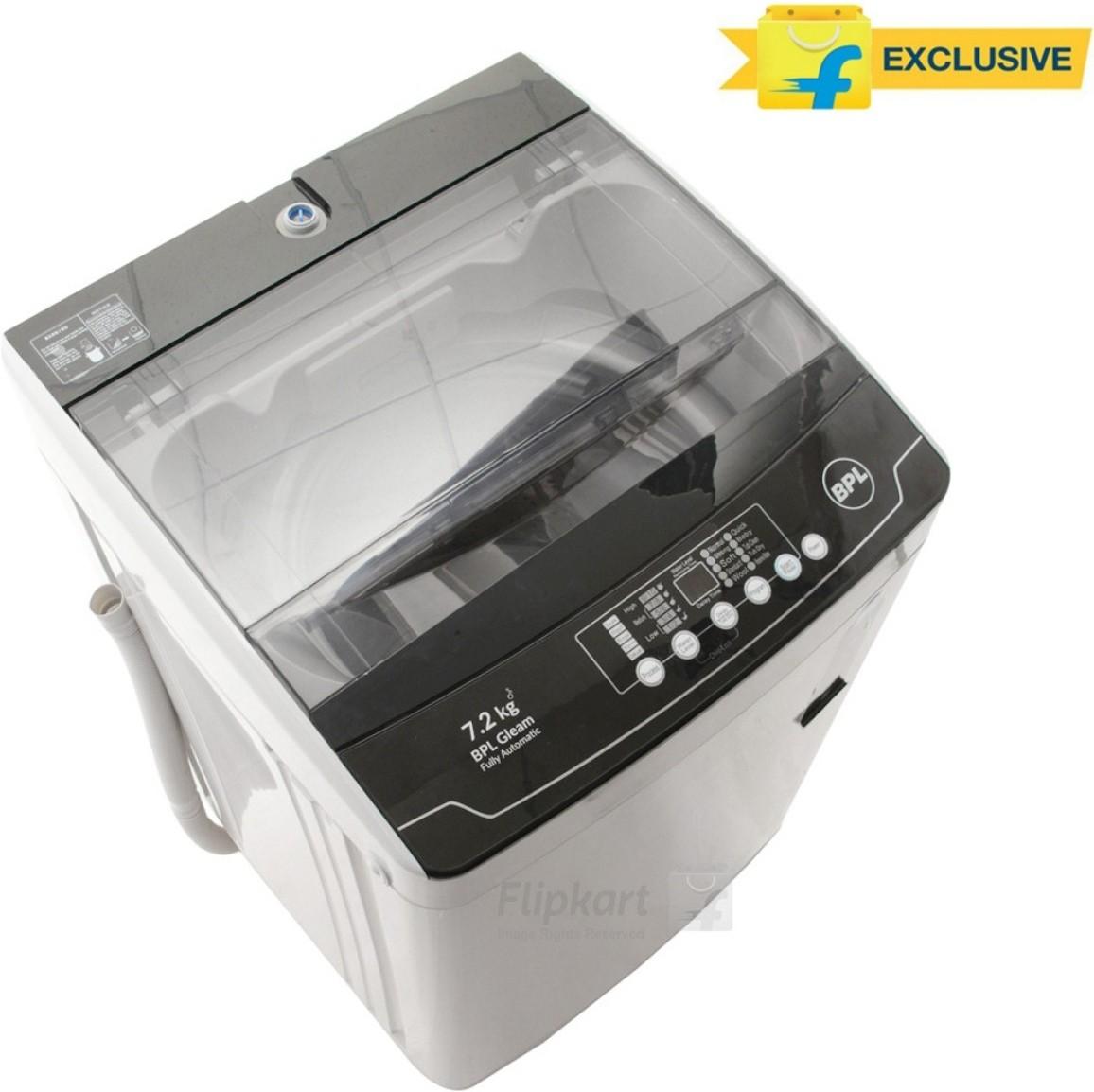 Deals | Just Rs.14,990 BPL 7.2 kg Washing Machine