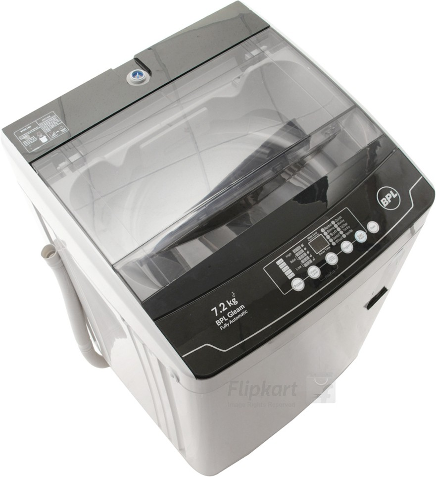 BPL BFATL72N1 7.2KG Fully Automatic Top Load Washing Machine