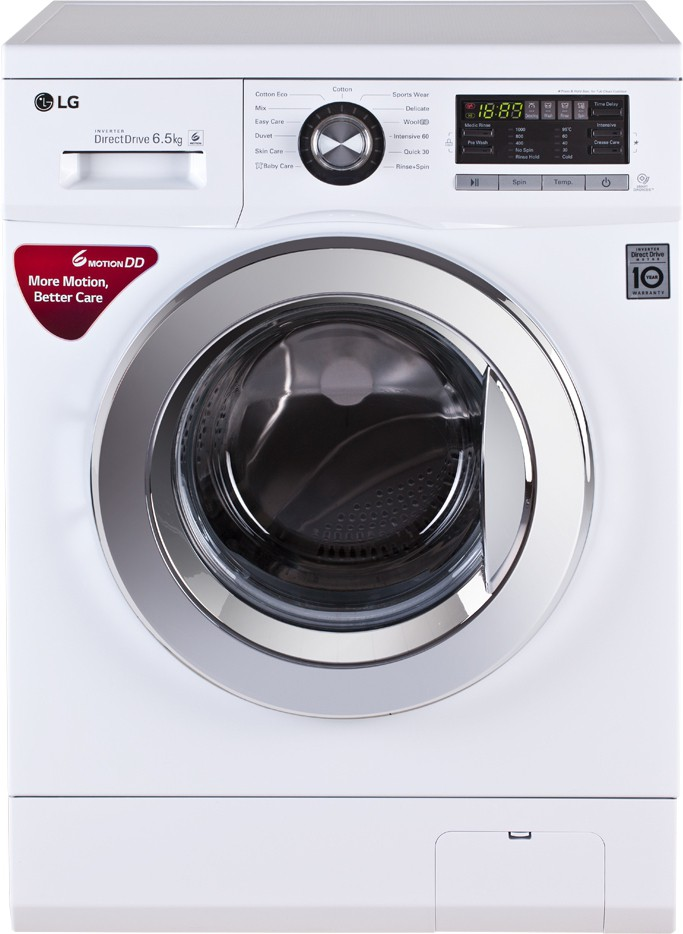 LG FH096WDL23 6.5KG Fully Automatic Front Load Washing Machine