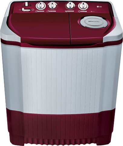 LG P7255R3F 6.2KG Semi Automatic Top Load Washing Machine