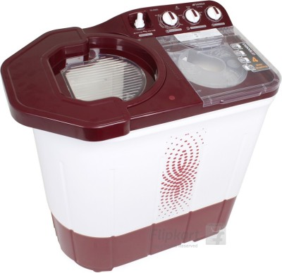 SANSUI WMSS60AS-CMA 6KG Semi Automatic Top Load Washing Machine