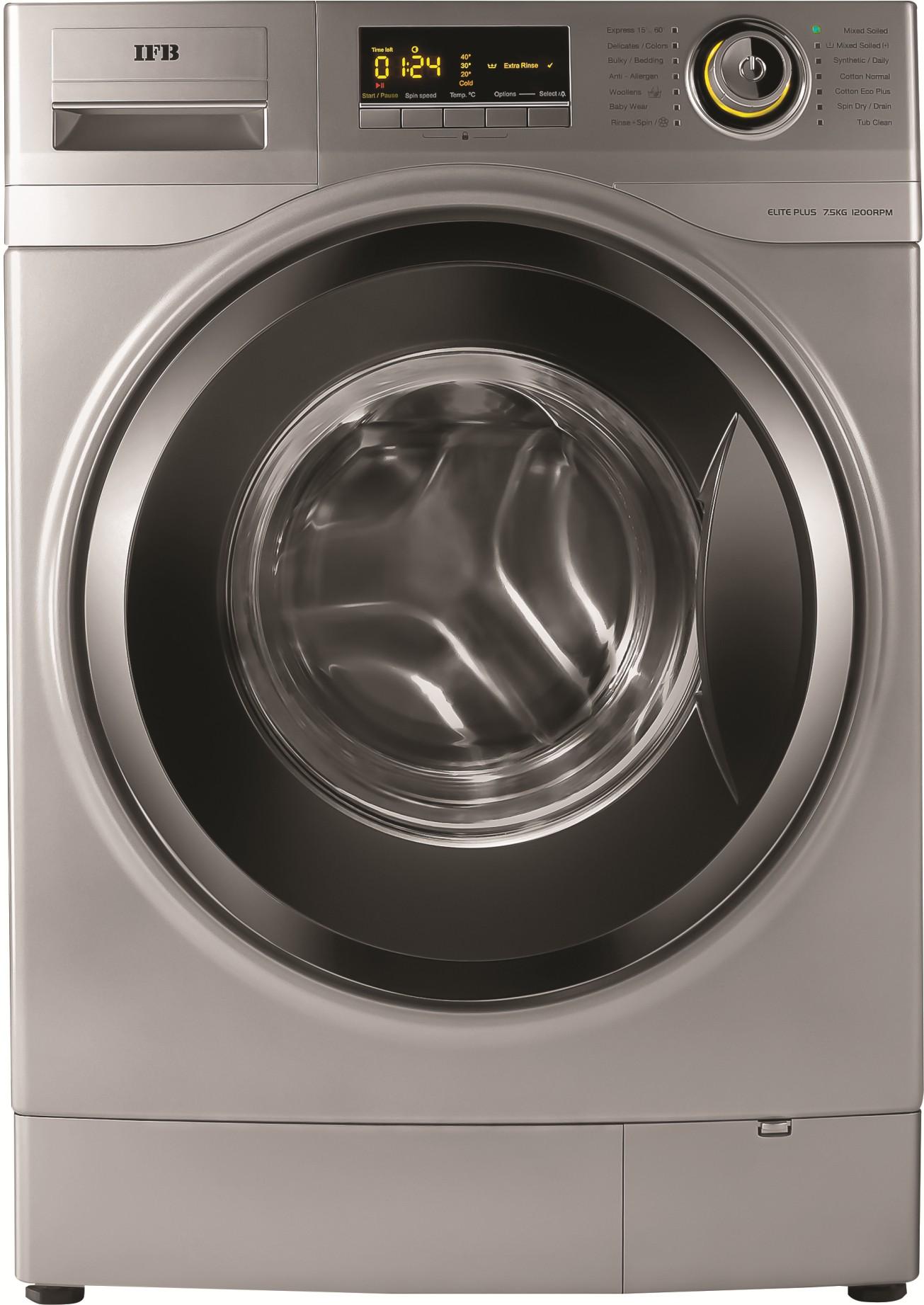 IFB ELITE PLUS SX 7.5KG Fully Automatic Front Load Washing Machine