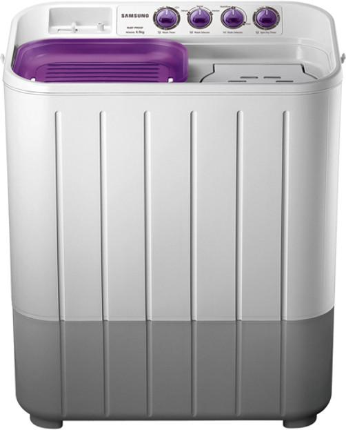 SAMSUNG WT705QPNDMP 7KG Semi Automatic Top Load Washing Machine