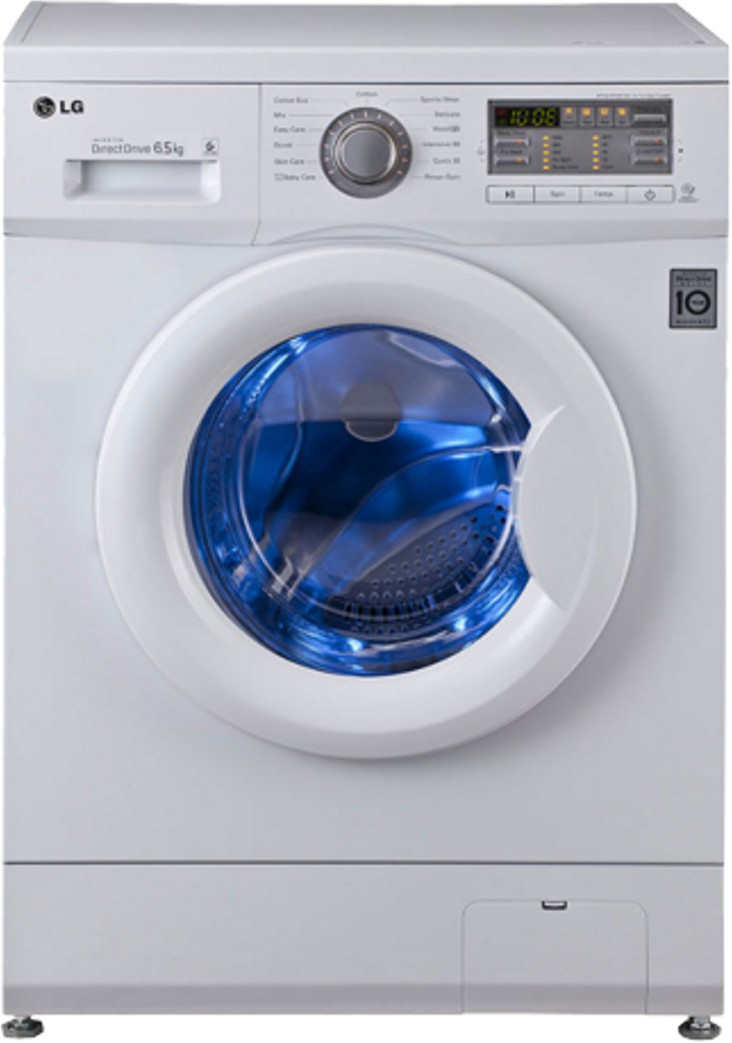 LG FH0B8WDL24 6.5KG Fully Automatic Front Load Washing Machine