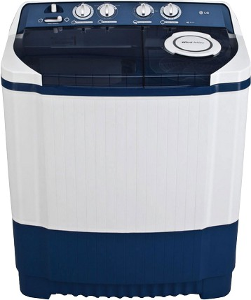 LG P8837R3S 7.8KG Semi Automatic Top Load Washing Machine
