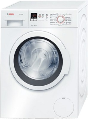 Bosch 7 kg Fully Automatic Front Load Washing Machine White (WAK20160IN)