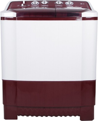 LG P7853R3SABG 6.8KG Semi Automatic Top Load Washing Machine