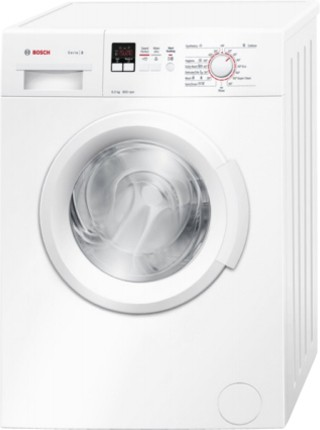 View Bosch 6 kg Fully Automatic Front Load Washing Machine  Price Online