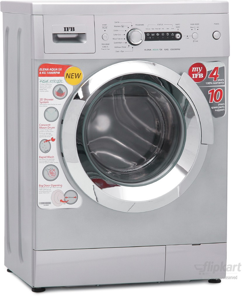 IFB 6 kg Fully Automatic Front Loading Washing Machine (IFB)  Buy Online
