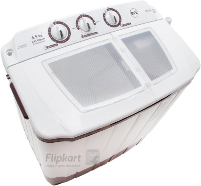 BPL 6.5 kg Semi Automatic Top Load Washing Machine (BSATL65N1)