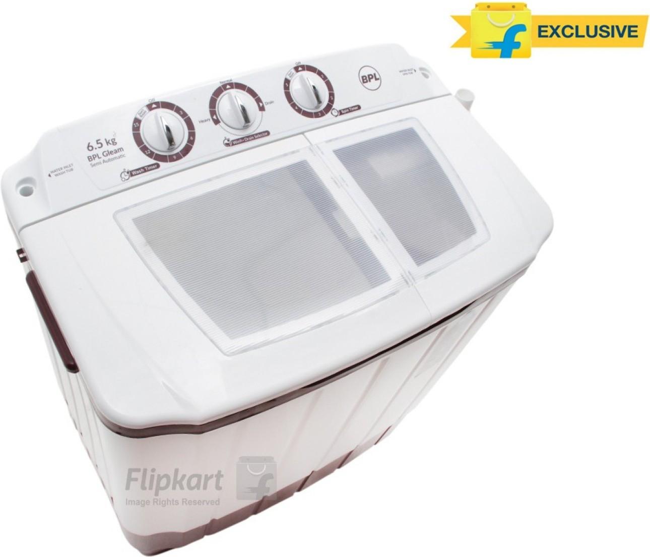 Deals | Just Rs.7,690 BPL 6.5 kg  Washing Machine