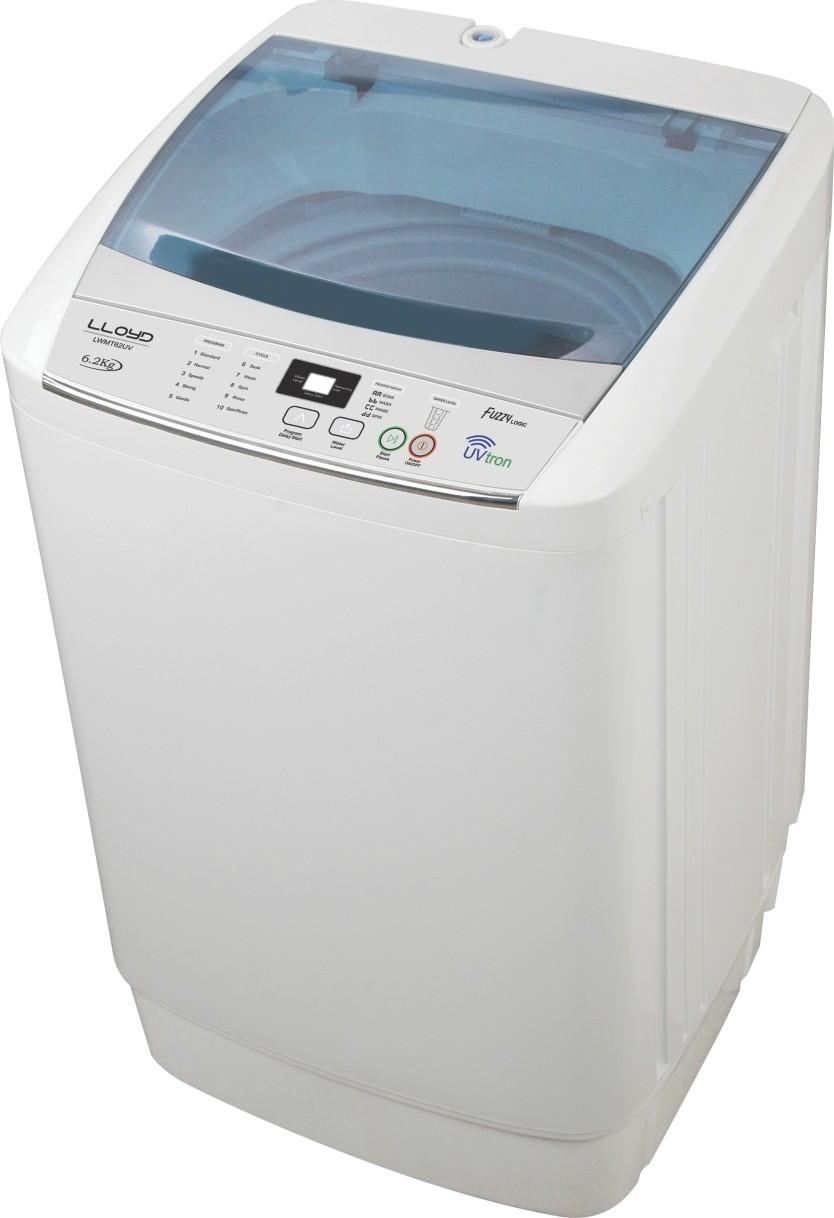Lloyd 6.2 kg Fully Automatic Top Loading Washing Machine (Lloyd)  Buy Online