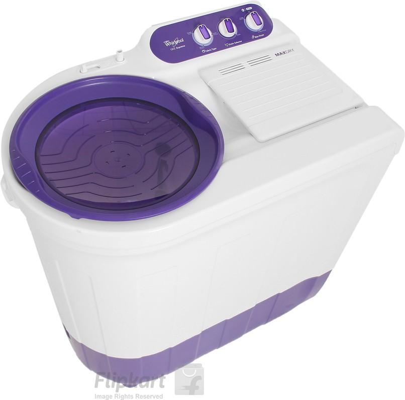 WHIRLPOOL ACE 7.2 SUPREME 7.2KG Semi Automatic Top Load Washing Machine