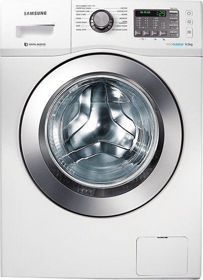 SAMSUNG WF652U2SHWQ 6.5KG Fully Automatic Front Load Washing Machine