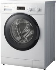 PANASONIC NA-107VC4W01 7KG Fully Automatic Front Load Washing Machine