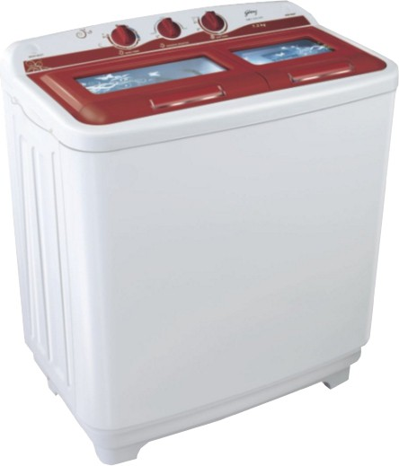 Godrej GWS 7502 Kg 7.5KG Semi Automatic Top Load Washing Machine