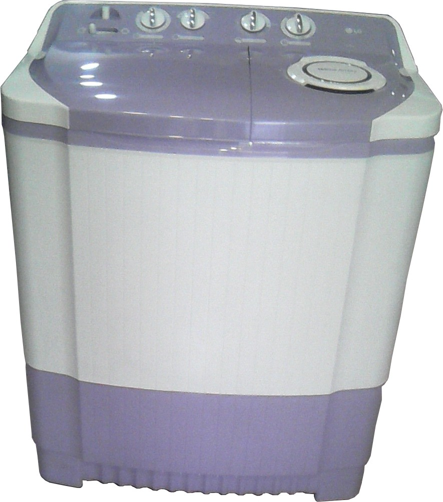 LG P8071R3FA 7KG Semi Automatic Top Load Washing Machine