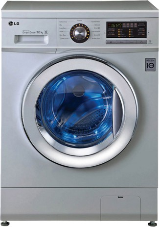 LG FH296HDL24 7KG Fully Automatic Front Load Washing Machine