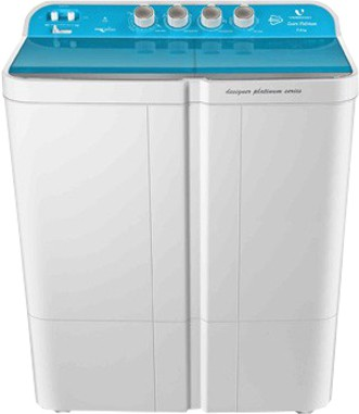 VIDEOCON WM VS75Z20 7.5KG Semi Automatic Top Load Washing Machine