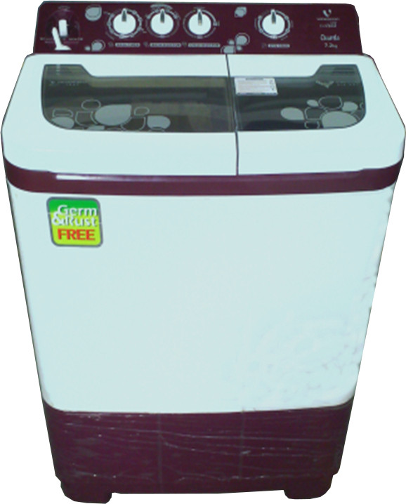 VIDEOCON VS73J22 7.3KG Semi Automatic Top Load Washing Machine