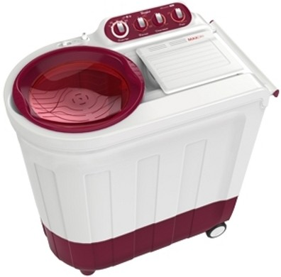 View Whirlpool 8 kg Semi Automatic Top Load Washing Machine  Price Online