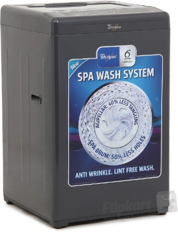 Whirlpool 6.5 kg Fully Automatic Top Load Washing Machine(WM Premier...