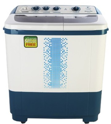 VIDEOCON VS72H12 GRACIA PLUS 7.2KG Semi Automatic Top Load Washing Machine
