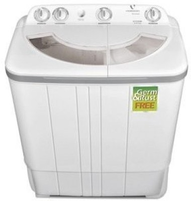 VIDEOCON VS60A11 STORM 6KG Semi Automatic Top Load Washing Machine