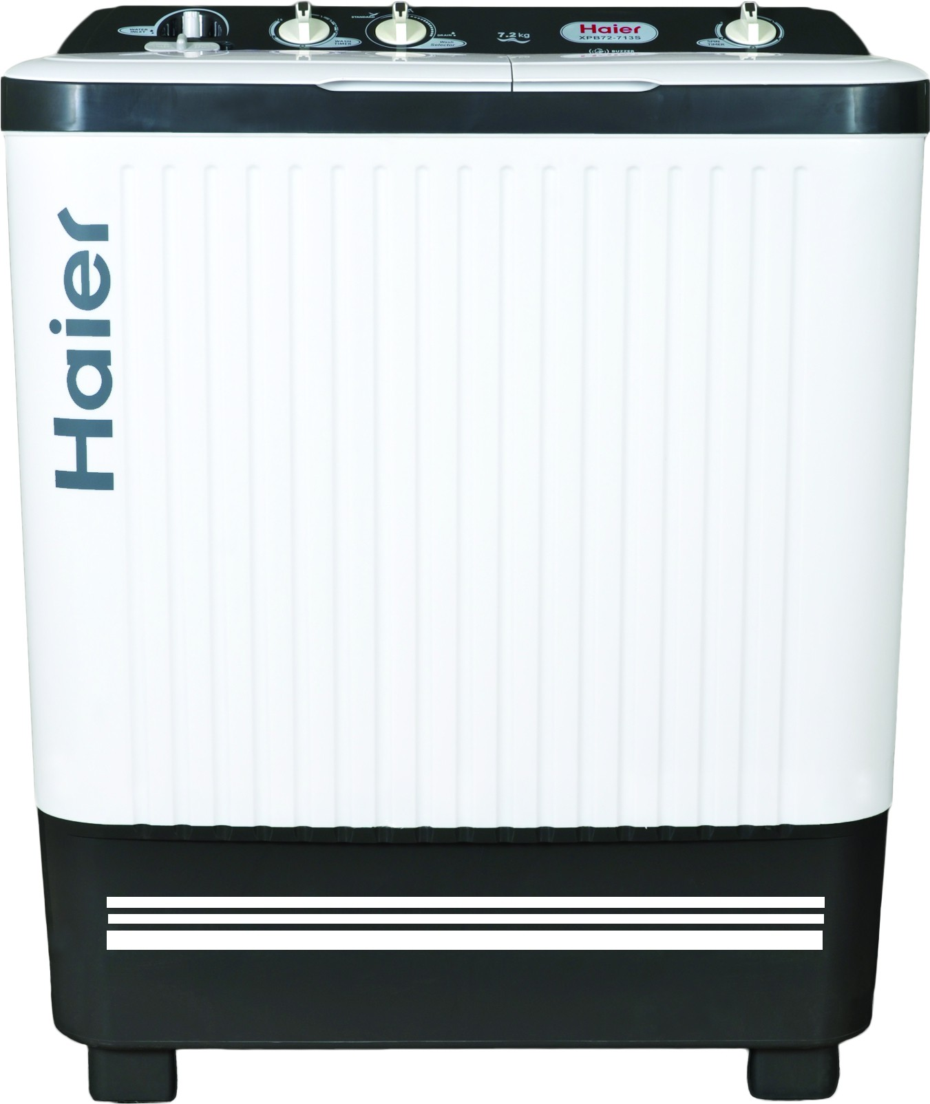 HAIER XPB 72-713S 7.2KG Semi Automatic Top Load Washing Machine