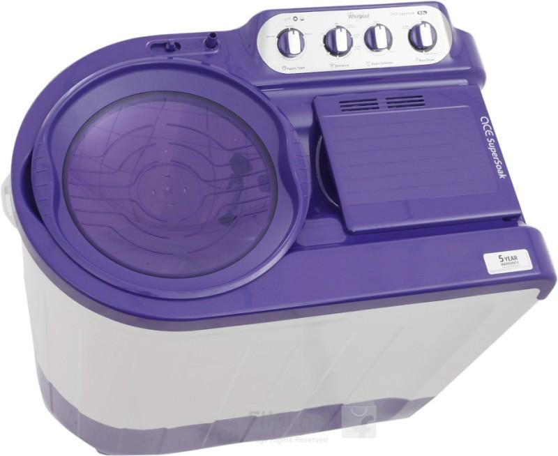Whirlpool 8 kg Semi Automatic Top Load Washing Machine(Ace 8.0...