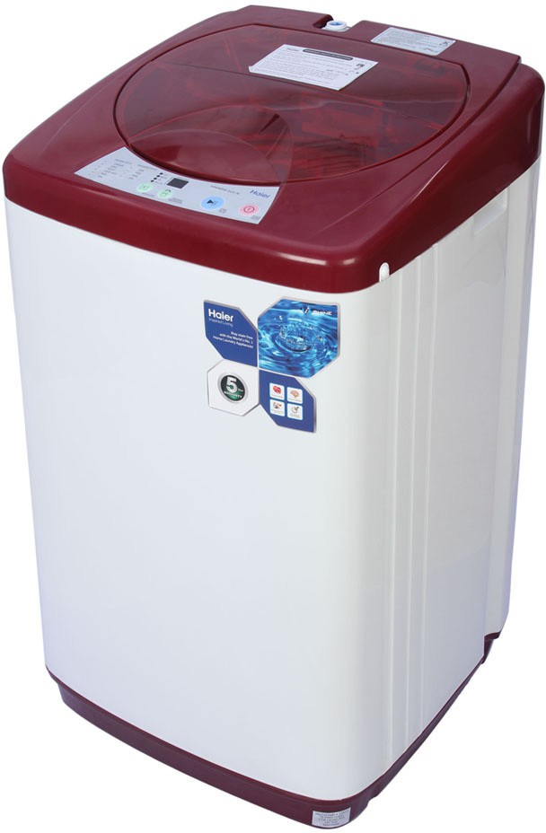 HAIER 58-020-R 5.8KG Fully Automatic Top Load Washing Machine