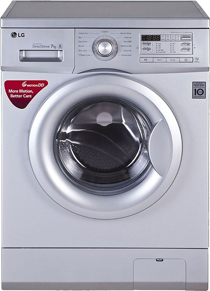LG FH0B8QDL25 7KG Fully Automatic Front Load Washing Machine