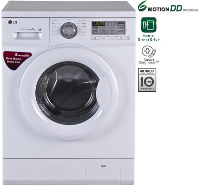 LG FH0B8NDL2 6 Kg Fully Automatic Washing Machine