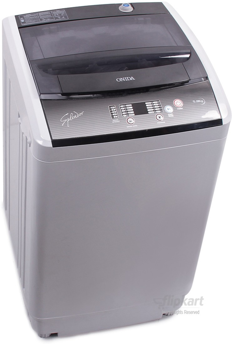 ONIDA WO60TSPLN1 5.8KG Fully Automatic Top Load Washing Machine