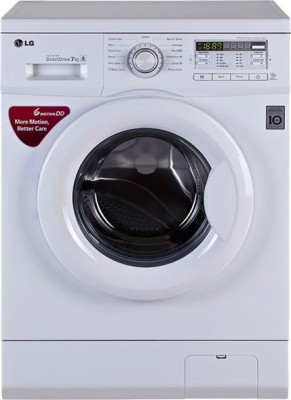 LG FH0B8QDL22 7Kg Fully Automatic Washing Machine