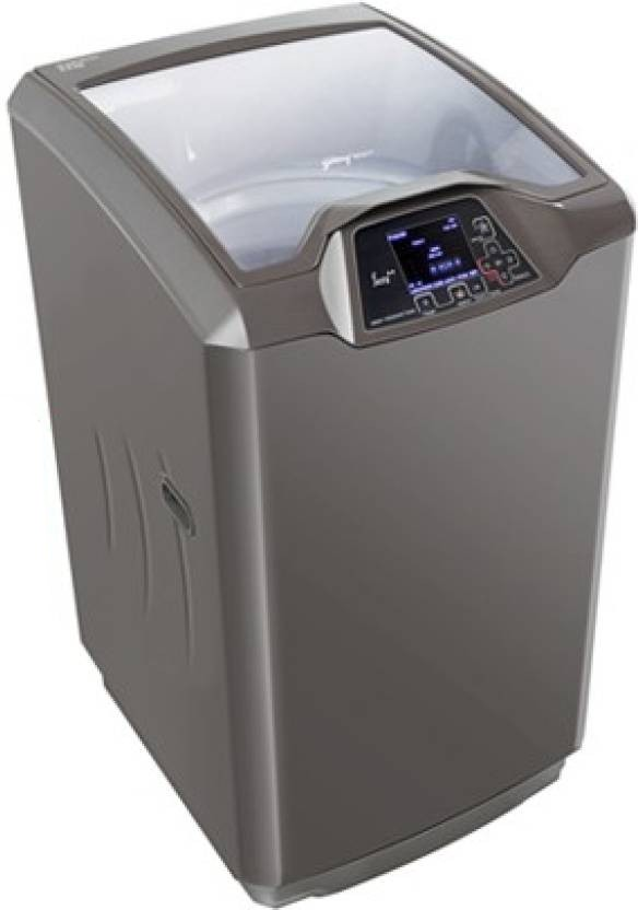 View Godrej 7 kg Fully Automatic Top Load Washing Machine Grey(WT Eon 701 PFH)  Price Online