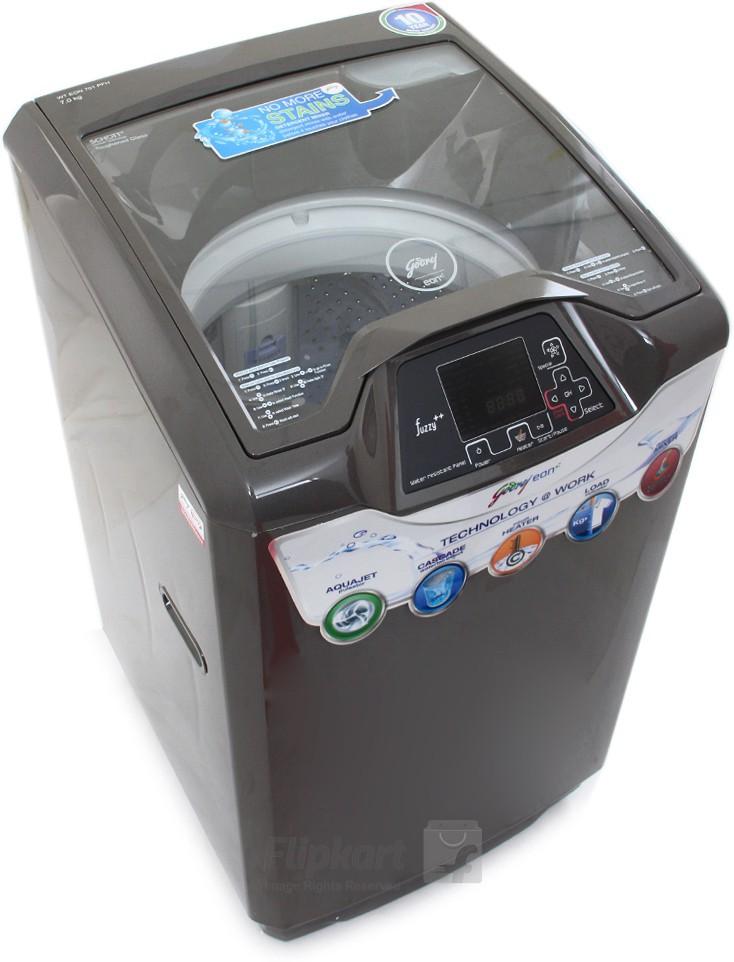 Godrej WT Eon 701 Kg 7KG Fully Automatic Top Load Washing Machine