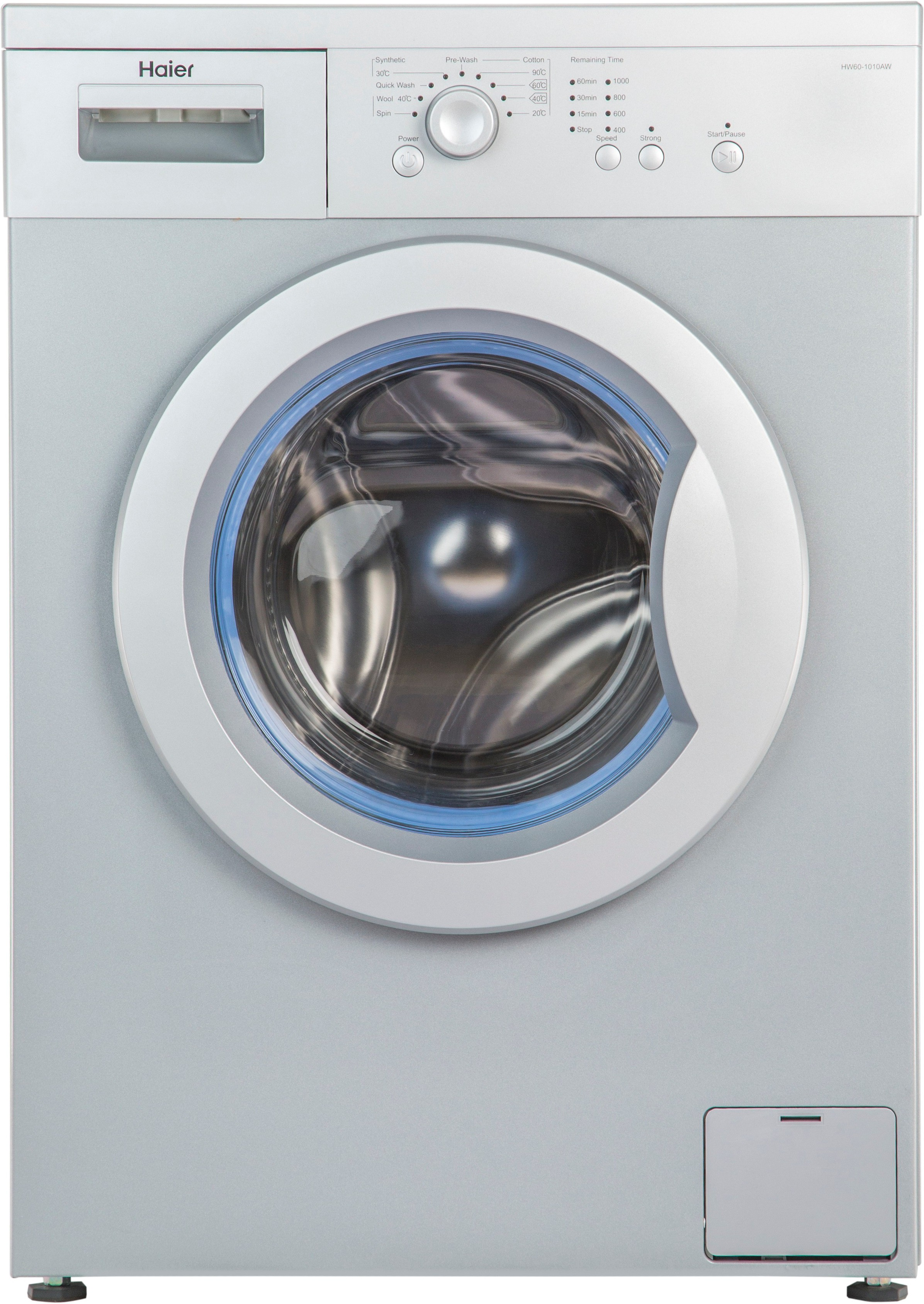 HAIER HW60-1010AW 6KG Fully Automatic Front Load Washing Machine