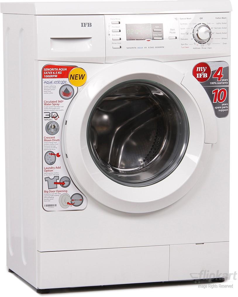 IFB SENORITA AQUA VX 6.5KG Fully Automatic Front Load Washing Machine
