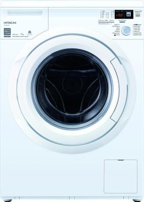Hitachi 7.5 kg Fully Automatic Front Load Washing Machine