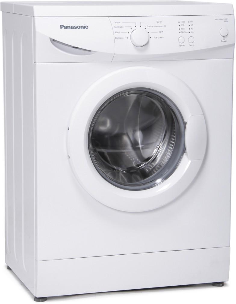 PANASONIC NA-855MC1W01 5.5KG Fully Automatic Front Load Washing Machine