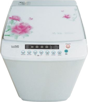 View Lloyd 8 kg Fully Automatic Top Load Washing Machine  Price Online